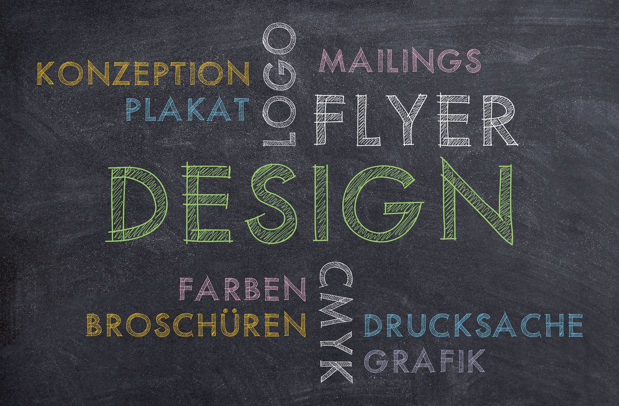 Grafikdesign, Druck, Digitaldruck - Affolter Design - Neunkirch
